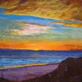 Sunrise 2 (Baja Landscapes #6)
