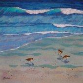 Three Birds (Baja Landscapes #8)