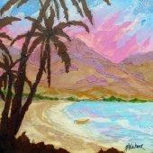 Playa El Coyote (Baja Landscapes # 11)