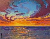 Sunset (Baja Landscapes #19)