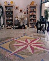 Faux Mosaic Retail Floor Detail 2