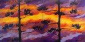 Agave At Sunset (Baja Landscapes #22)